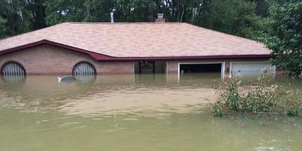 The days the rain wouldn't stop: Remembering the 2015 flood