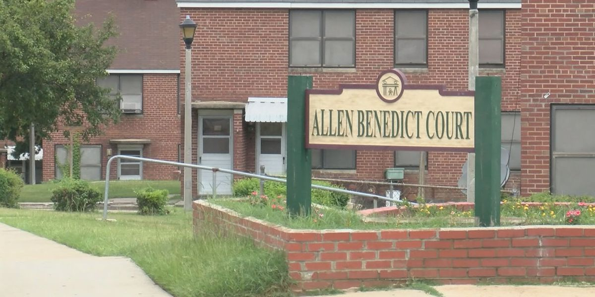 Woman expresses disappointment in how Allen Benedict residents were treated one year after eviction