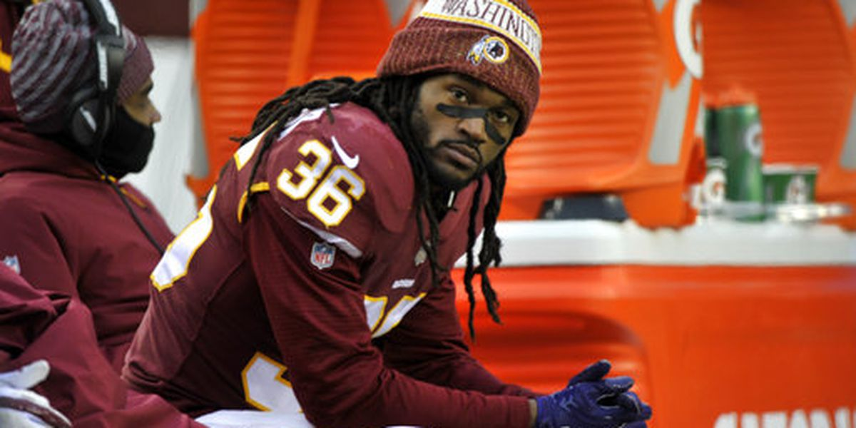 Swearinger tells DC radio station he's been released