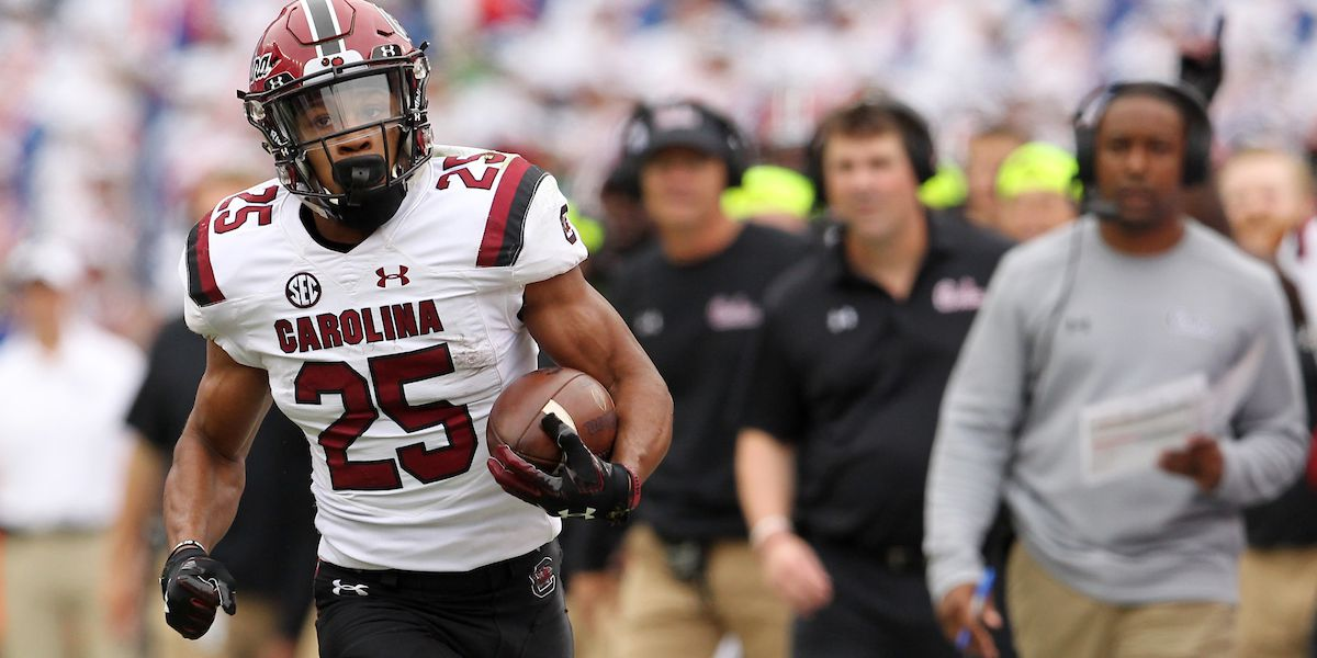 Gamecocks to move running back Turner to defensive side of the ball