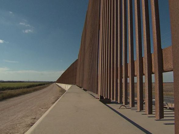 Trump reviving his border wall fight with $8.6 billion budget request