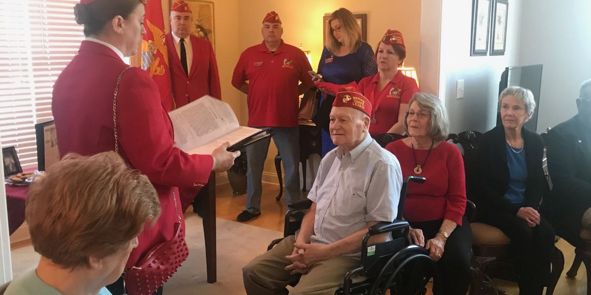 Charleston Korean War veteran surprised with wish before aggressive cancer treatment