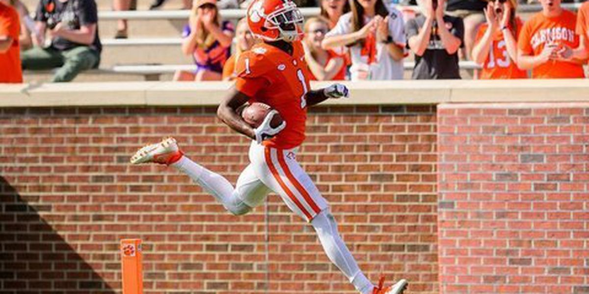 NFL draft: Former Clemson CB selected by Raiders