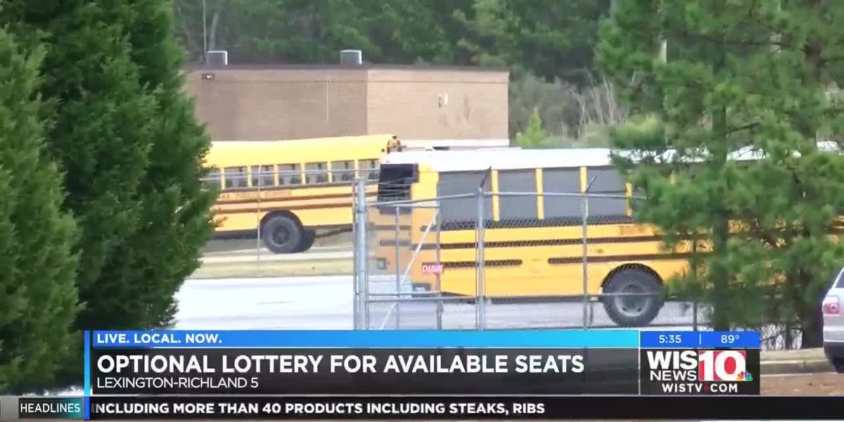 Lexington-Richland 5 announces optional lottery process for students impacted by enrollment freeze