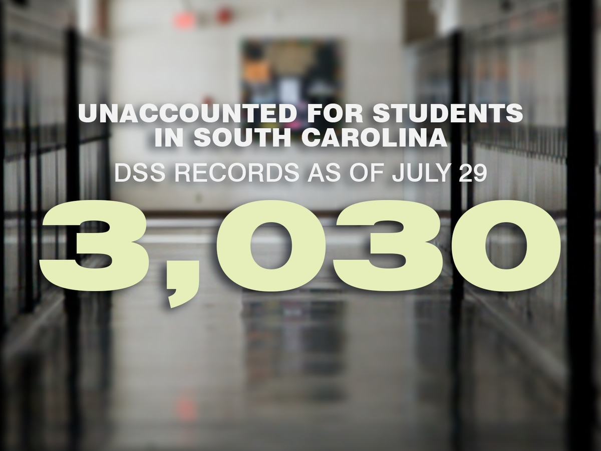 DSS: Staffers and sheriff's departments going door-to-door to locate 3,030 unaccounted for students