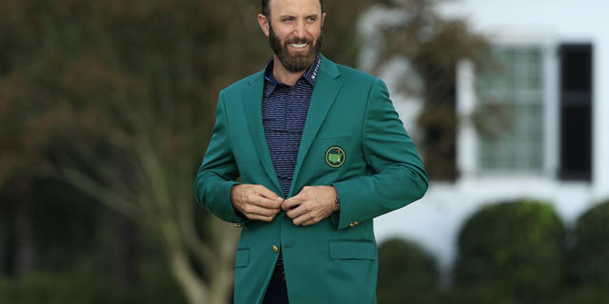 McMaster awards Dustin Johnson with Order of the Palmetto