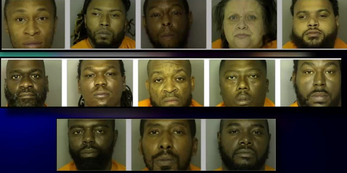 U.S. Attorney: Dozens charged in interstate drug trafficking ring out of Myrtle Beach, Conway, Florence