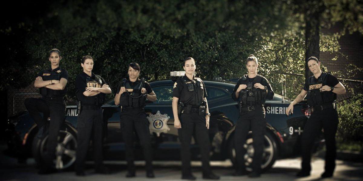 Richland Co. Sheriff's deputies just slayed the #HotCopsChallenge