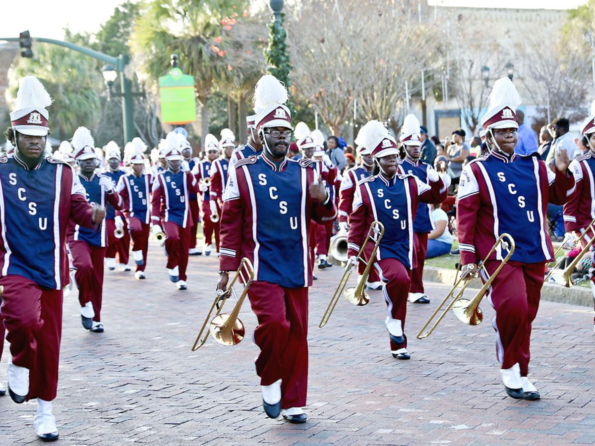 SC State's 'Marching 101' to perform during virtual celebration ahead of inauguration