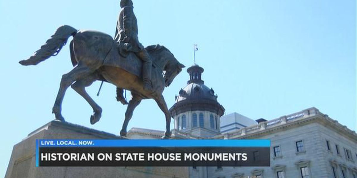"Columbia-area historian opinion on State House Confederate monuments: ""I'm disappointed"""