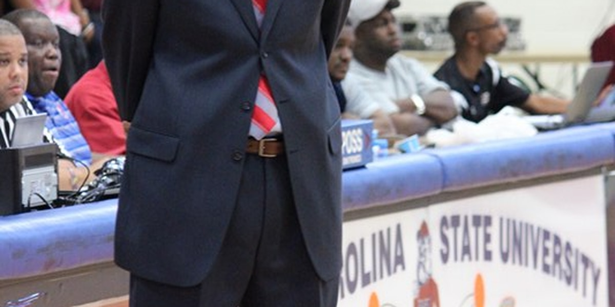 Robertson out as SC State women's basketball coach after 10 seasons