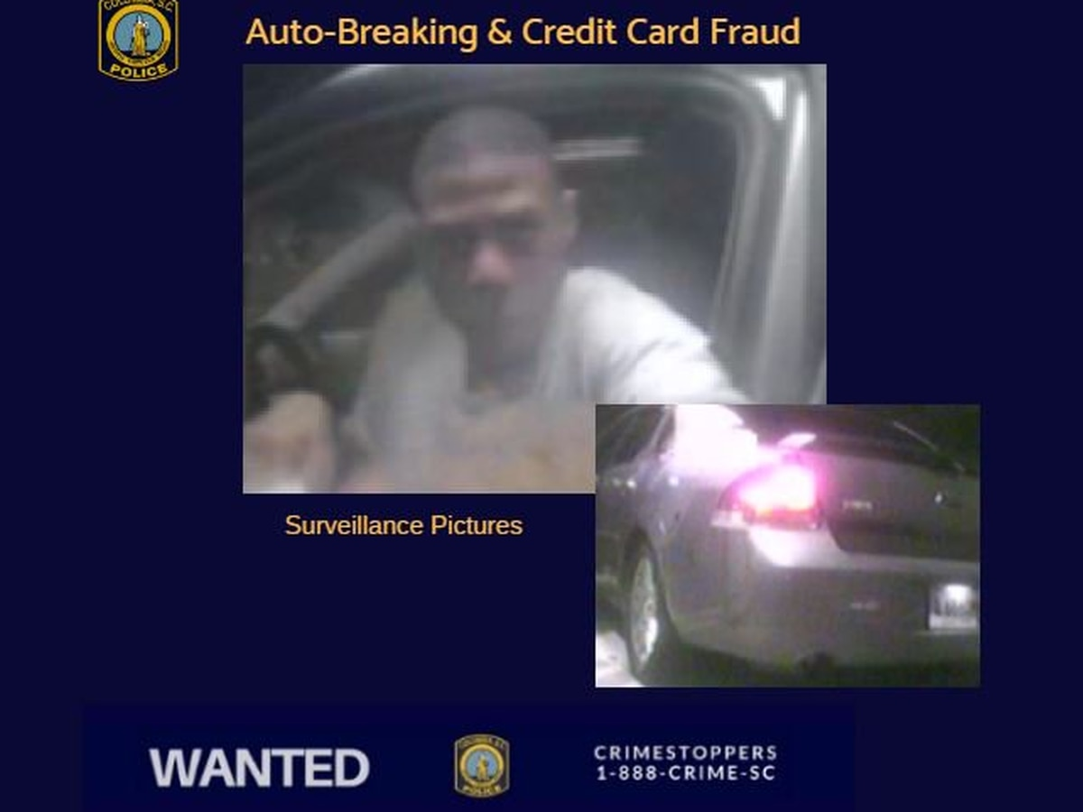 CPD searching for suspect accused of credit card fraud