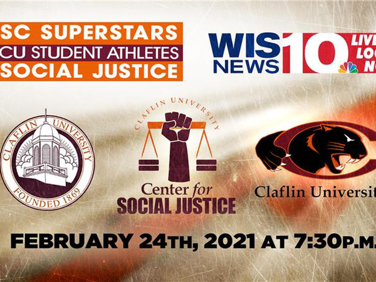 WIS to host new series with Claflin on 'SC Superstars, CU Student Athletes and Social Justice'
