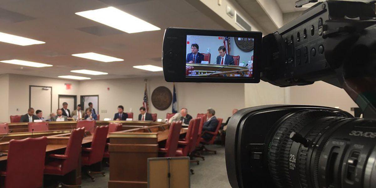 Gas tax bill advances following panel compromise