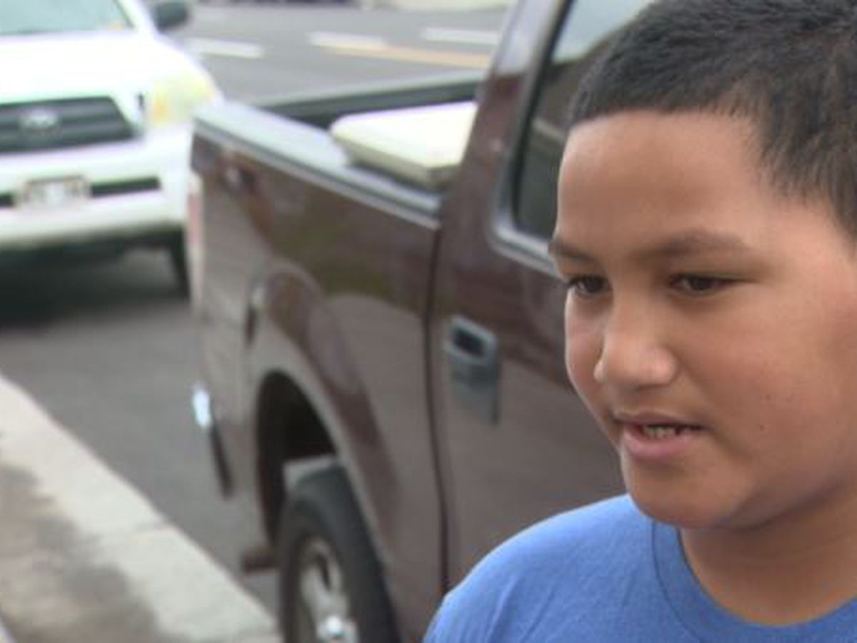 10-year-old who was struck by lightning: 'I'm really thankful I'm still alive'