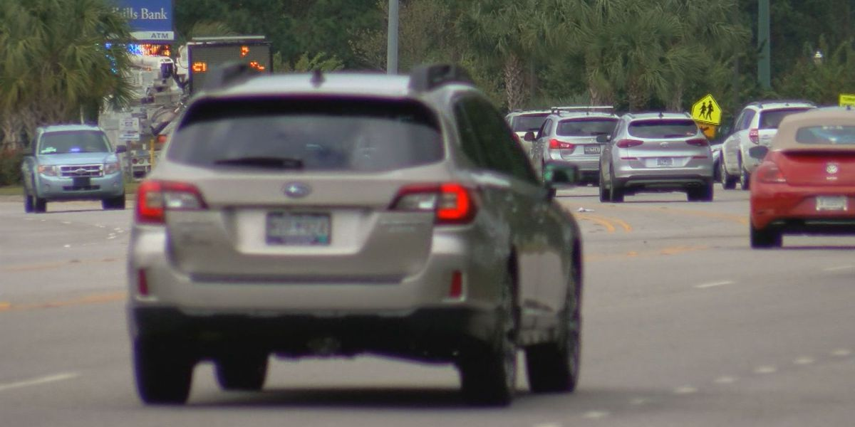 S.C. officials report 12 highway deaths over Thanksgiving weekend, more than 1,000 crashes
