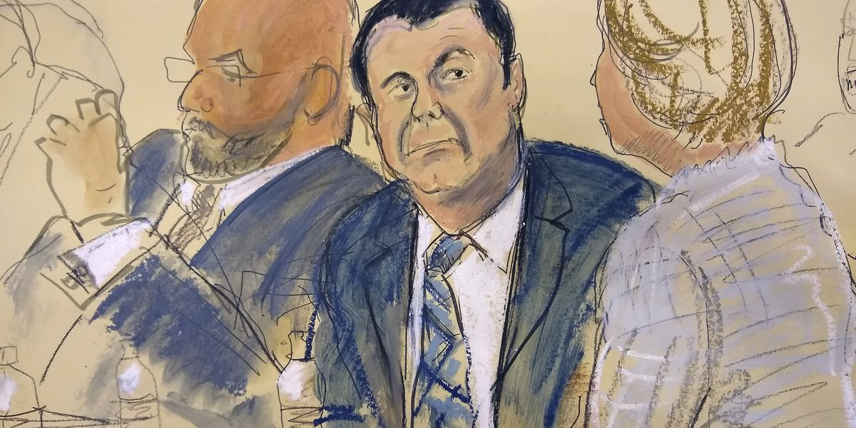 Judge admonishes El Chapo's lawyer for opening statement