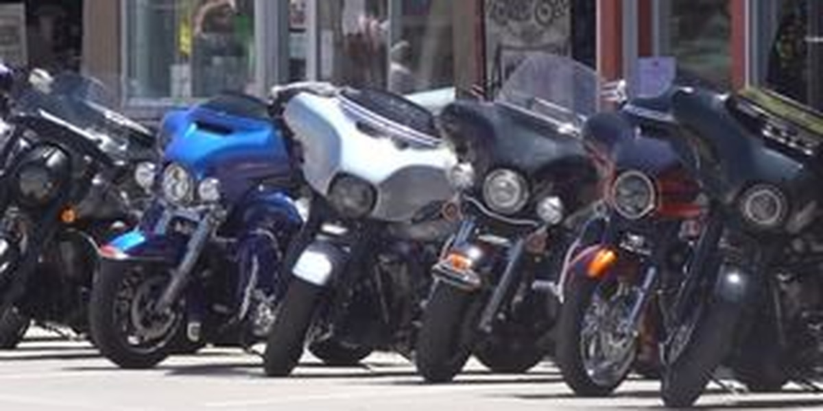 No masks, no travel restrictions at Sturgis Motorcycle Rally