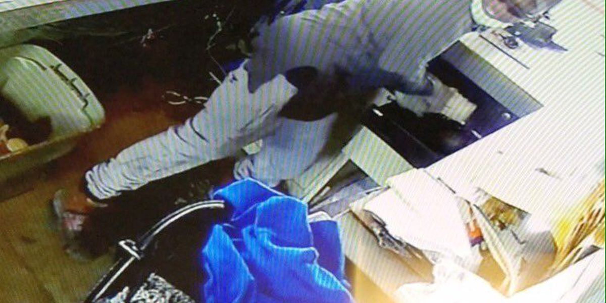 Man wanted for armed robbery at recycling plant in Cayce