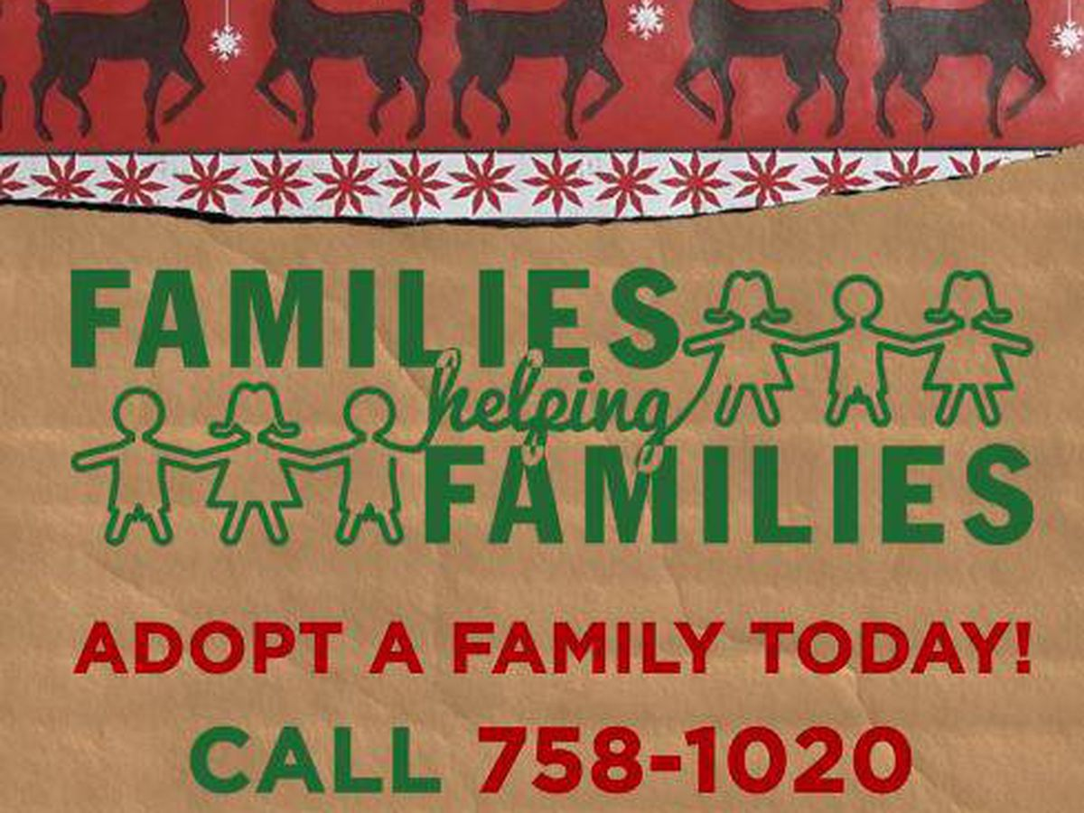 Families Helping Families 2019: Goal to help 3,500 families across the Midlands