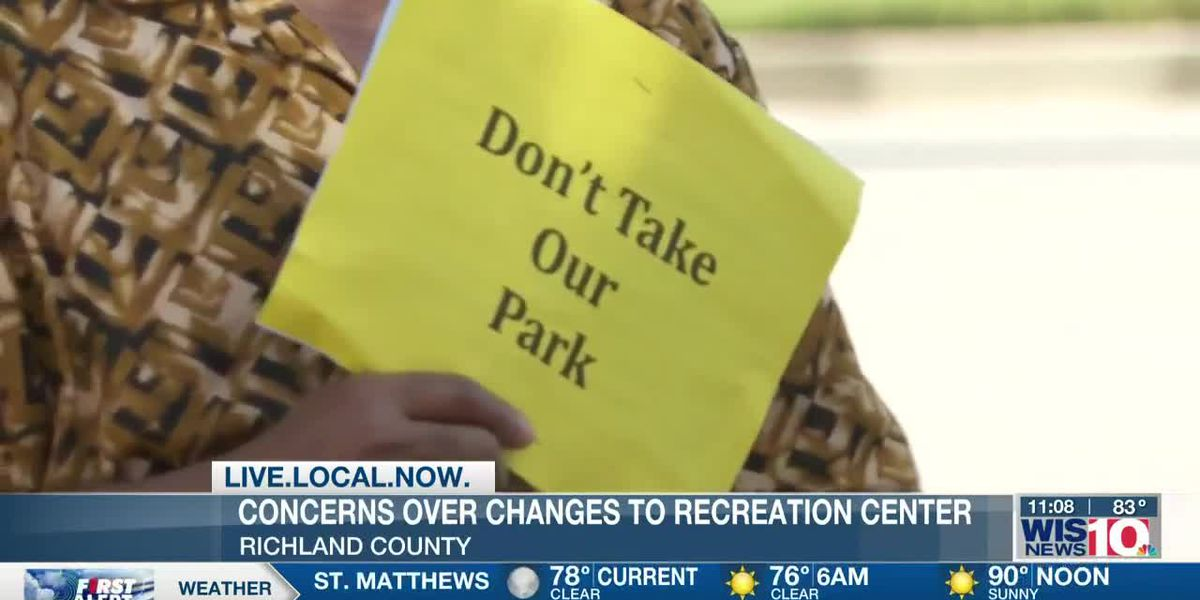Community battles to keep public park after Richland Co. Recreation Commission makes changes