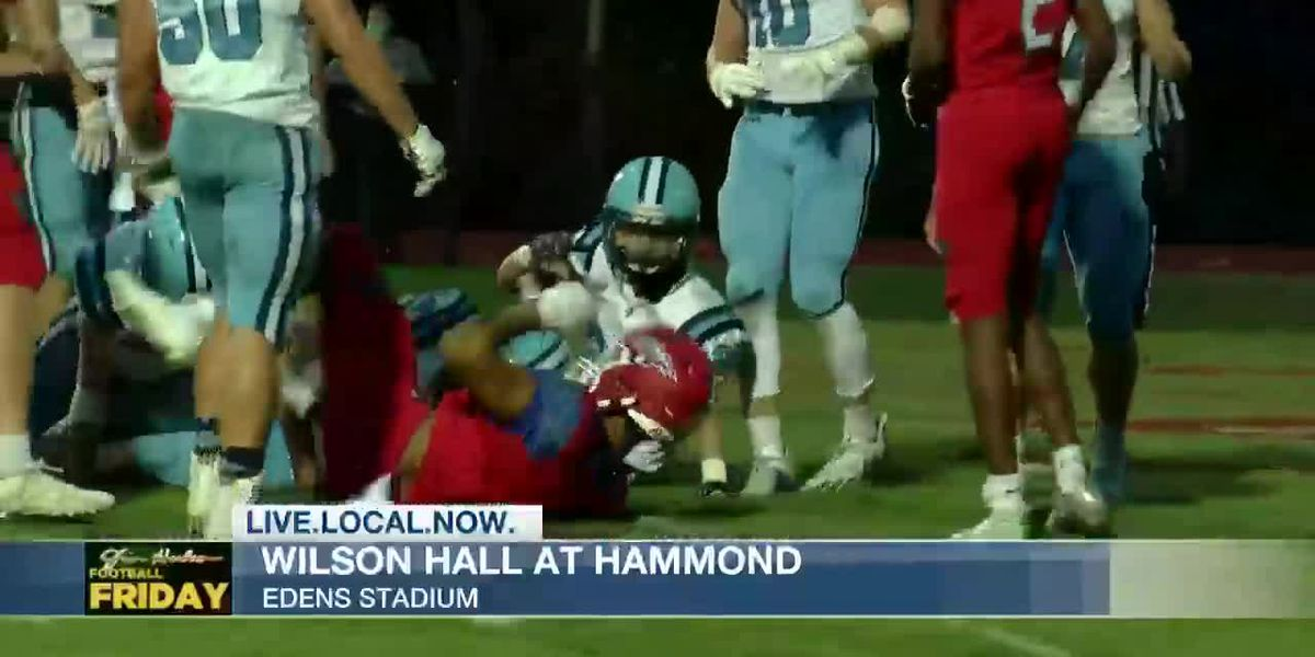 WIS Football Friday - 9/18/2020