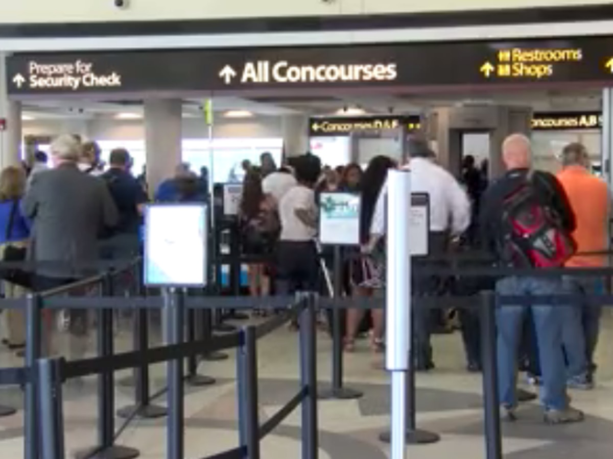Thanksgiving travel expected to be busiest it's been in years