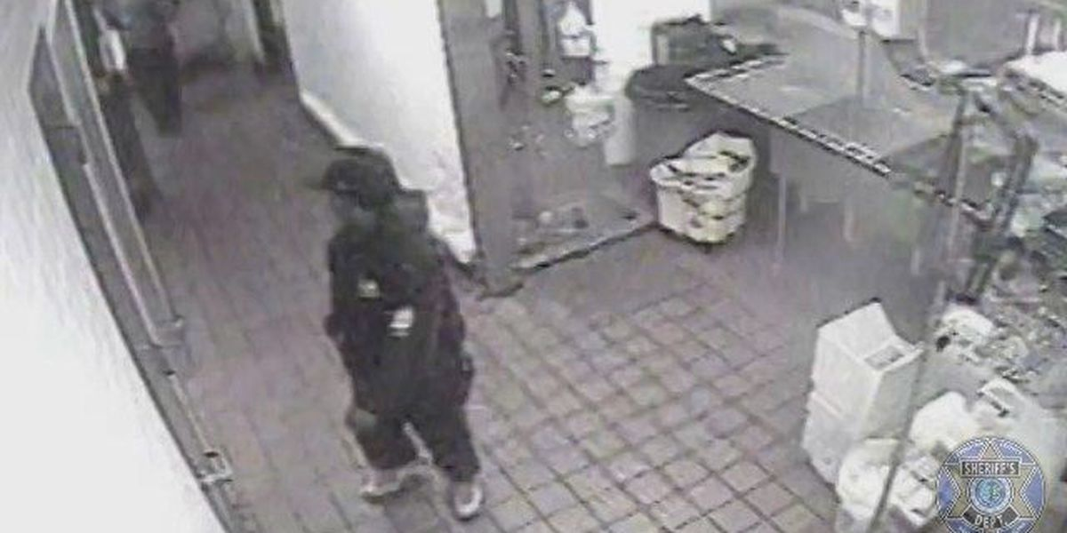VIDEO: Brazen man forces Midlands McDonald's employees into freezer following robbery