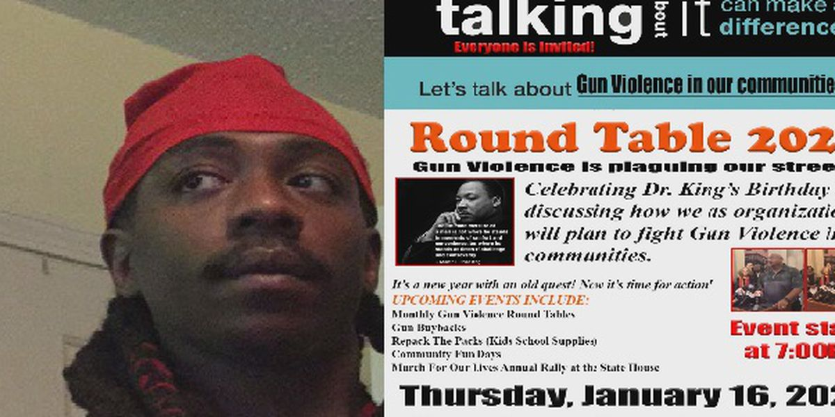 Mother of one victim in Lexington Co. triple homicide compelled to join Gun Violence Roundtable