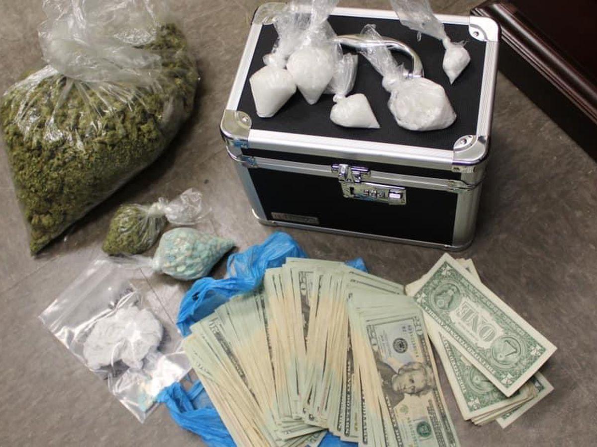 Meth, marijuana seized in Kershaw Co. traffic stop