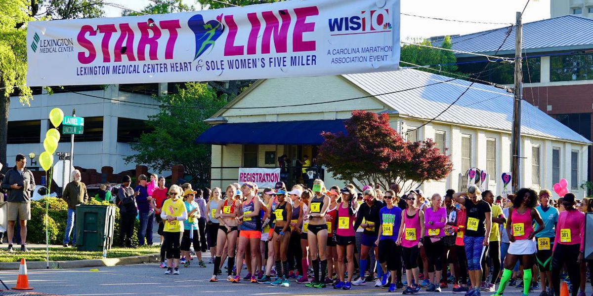 GALLERY + VIDEO: 18th annual Heart + Sole Women's 5-Miler