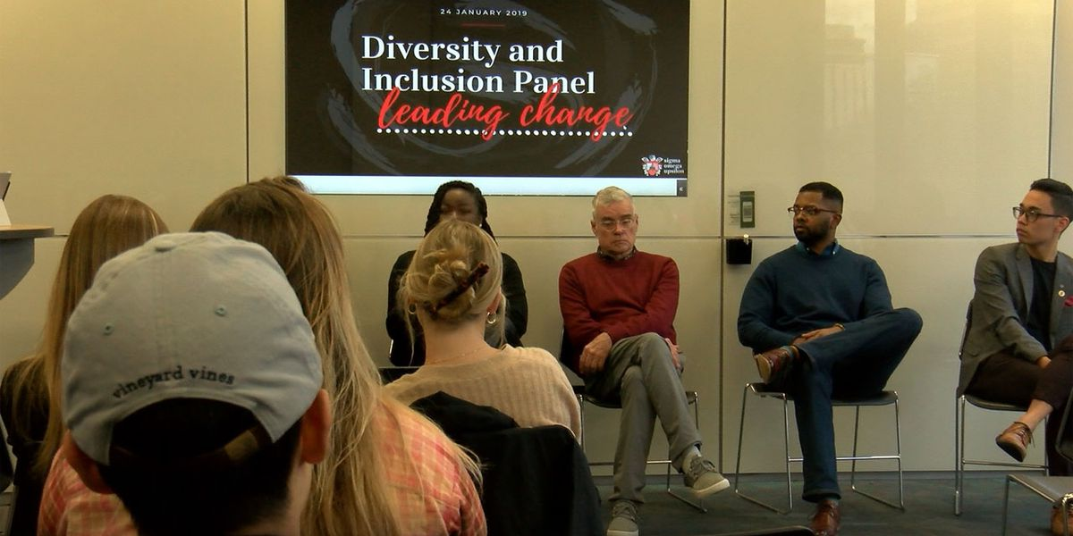 Discussion on diversity, inclusion held on UofSC campus days after racist post