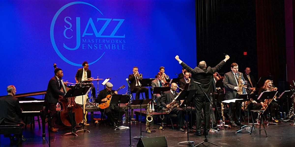 Talk of the Town: The Art of the Big Band strikes a strong note