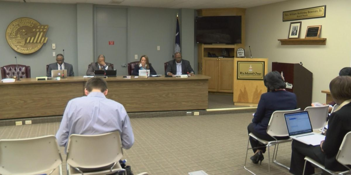 Richland One approves four new school makeup days
