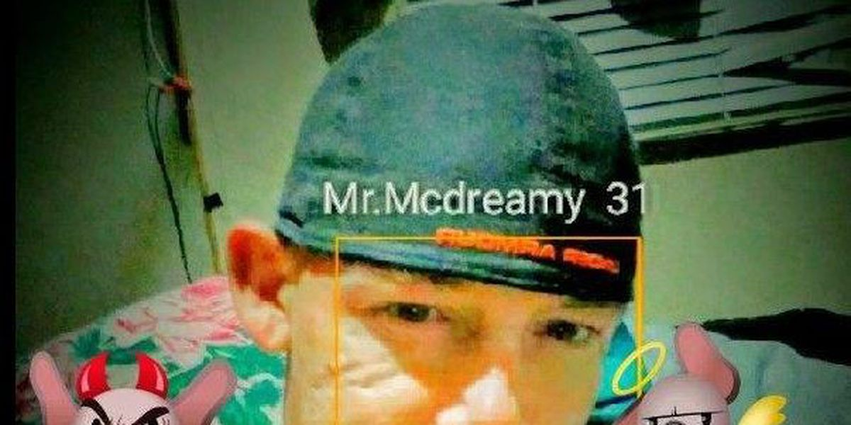Clarendon County deputies searching suspect who dubbed himself 'Mr. Mcdreamy'