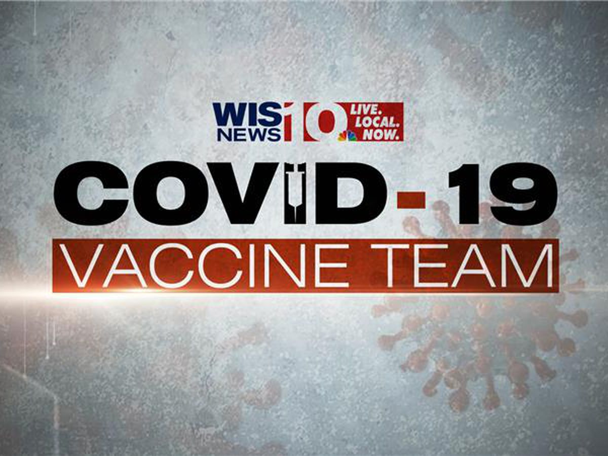 DHEC shares latest on COVID-19 vaccine rollout in SC