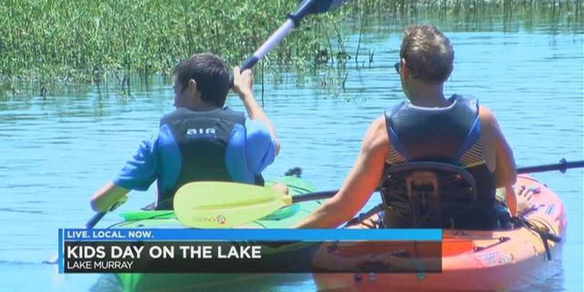Giving back to the community with 'Kids Day on the Lake'