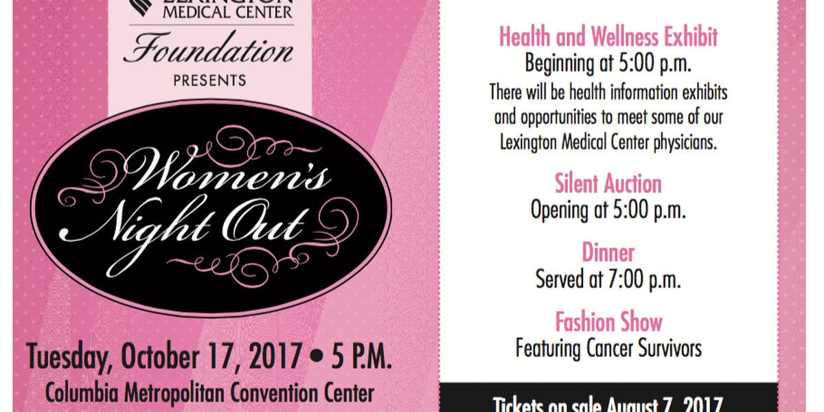 LMC to hold Women's Night Out on Oct. 17