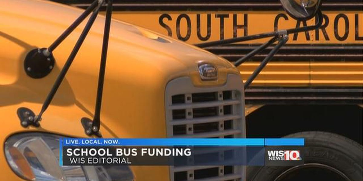 My Take: Use lottery money to replace SC's aging school buses