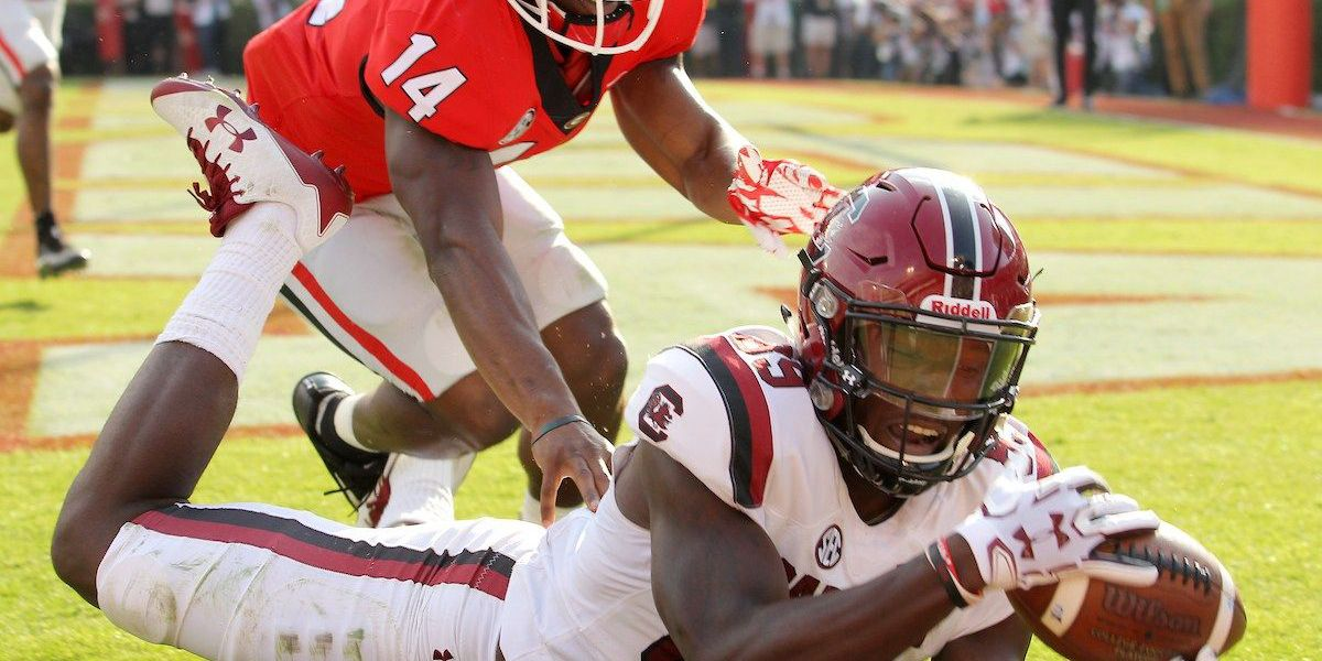 Confidence remains high for Gamecocks with Florida up next