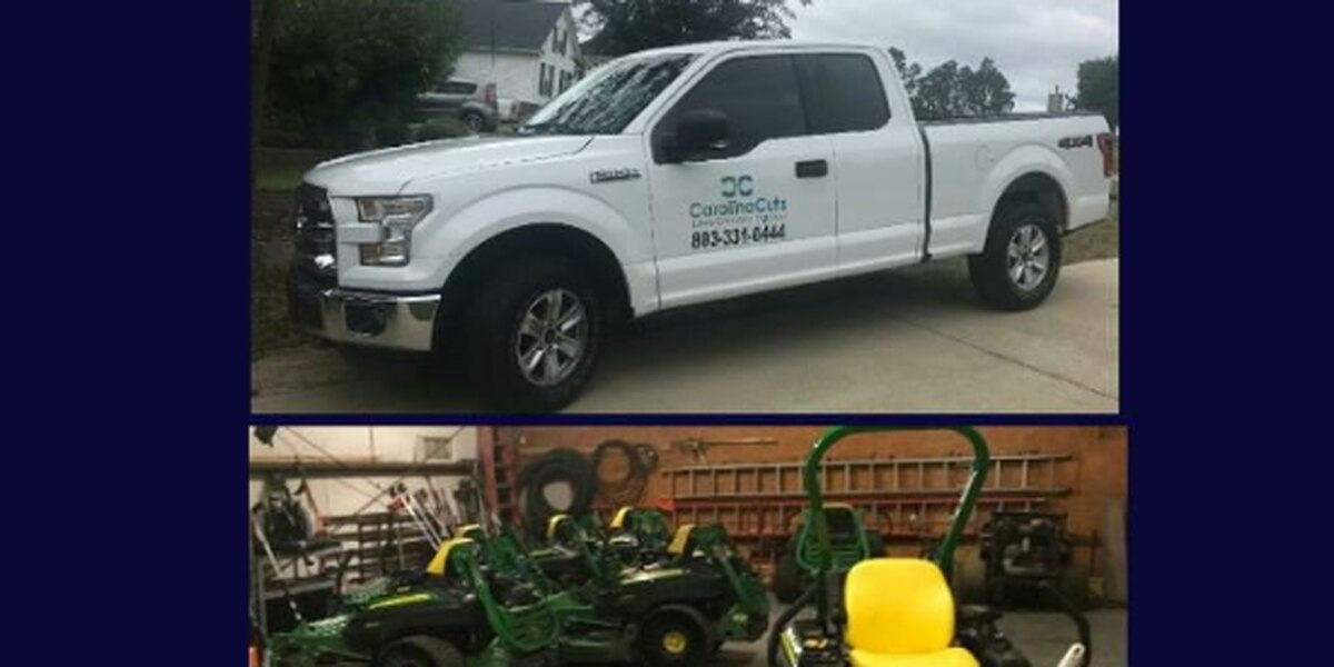 CPD looking for person who stole thousands of dollars in farm equipment