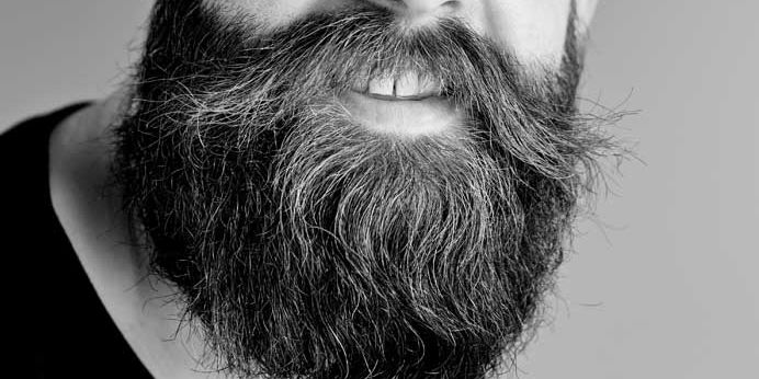 Men's beards have more germs than dog fur, study finds