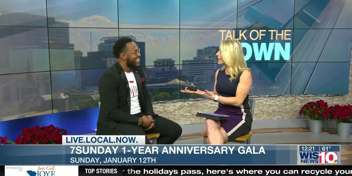 Talk of the Town: 7Sunday Anniversary Gala