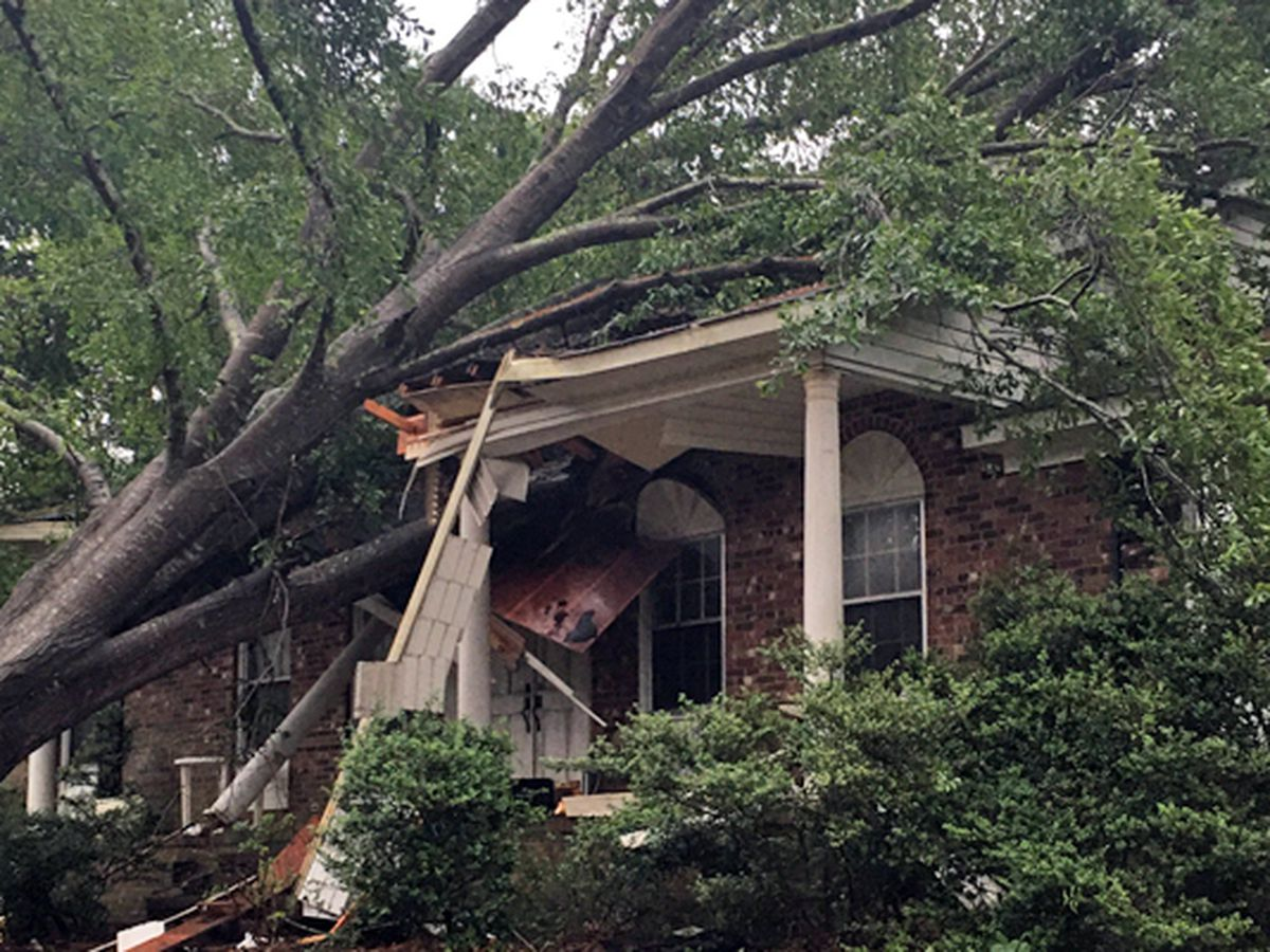 NWS confirms EF1 tornado ripped thru Fairfield County