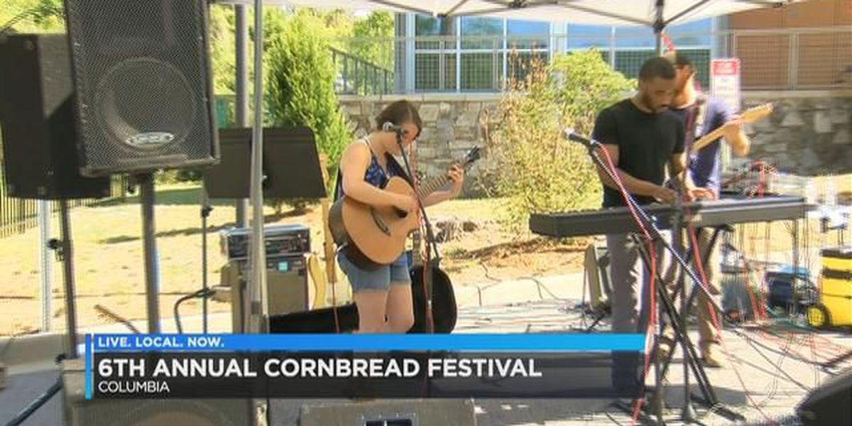 6th annual Cornbread Festival raises money for local charity