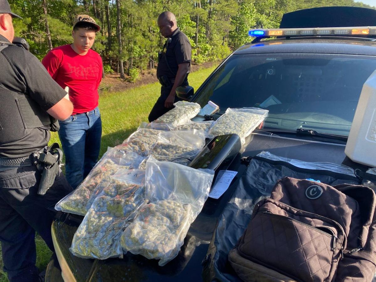 Drugs, more than $160,000 seized during traffic stops in Sumter County