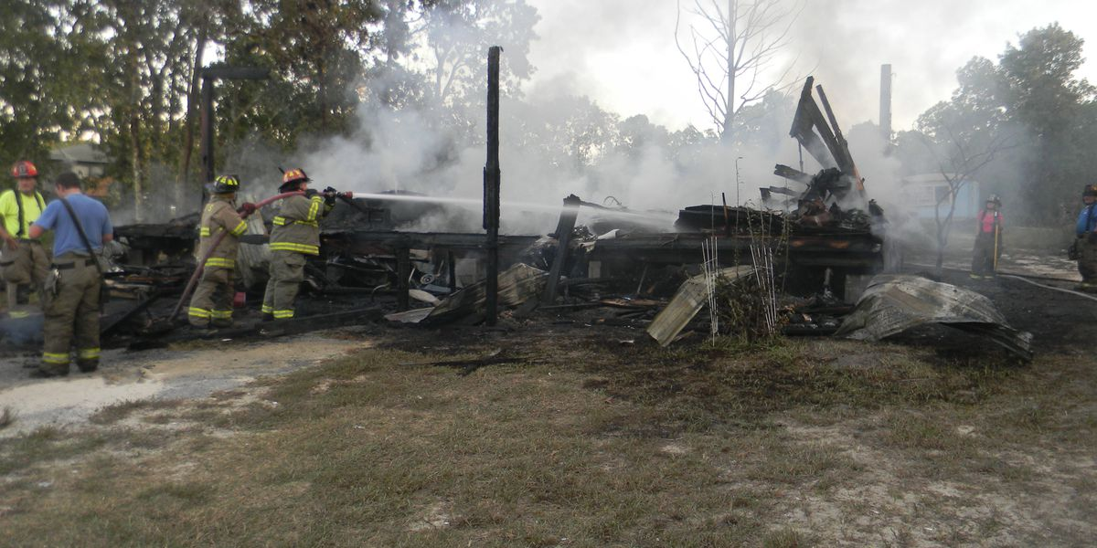 House fire claims life of Kershaw County woman