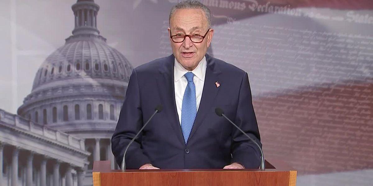 Top Senate Dem calls for $2,000 stimulus checks with incoming majority