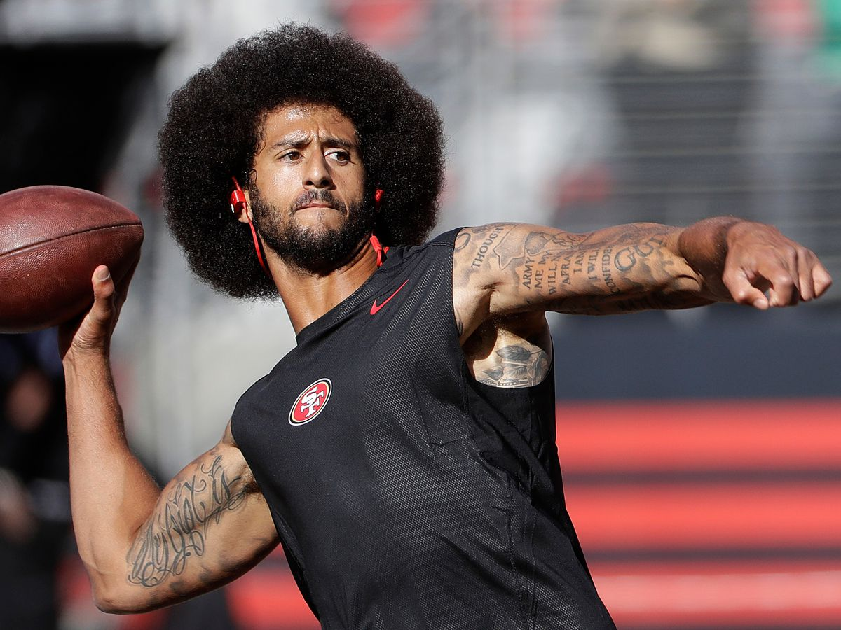 NFL says 11 teams have signed up for Kaepernick's audition
