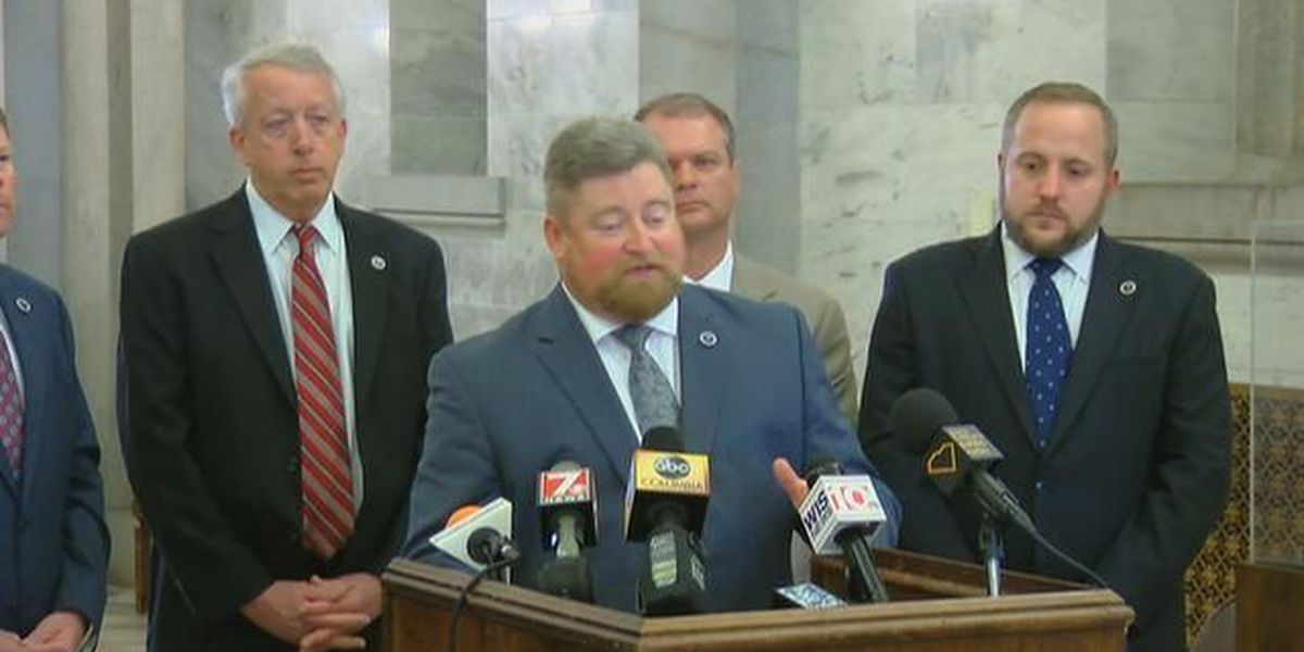Son's death still on his mind, Upstate lawmaker wants to stop heroin abuse in SC